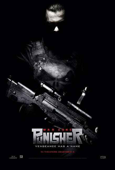 Punisher: War Zone (2008) poster