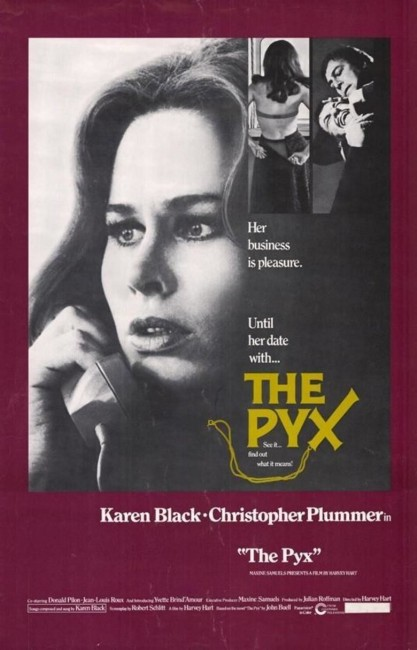 The Pyx (1973) poster