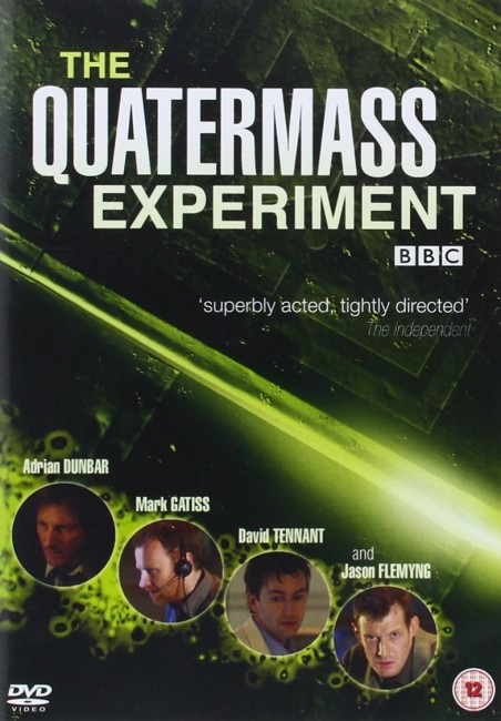 The Quatermass Experiment (2005) poster