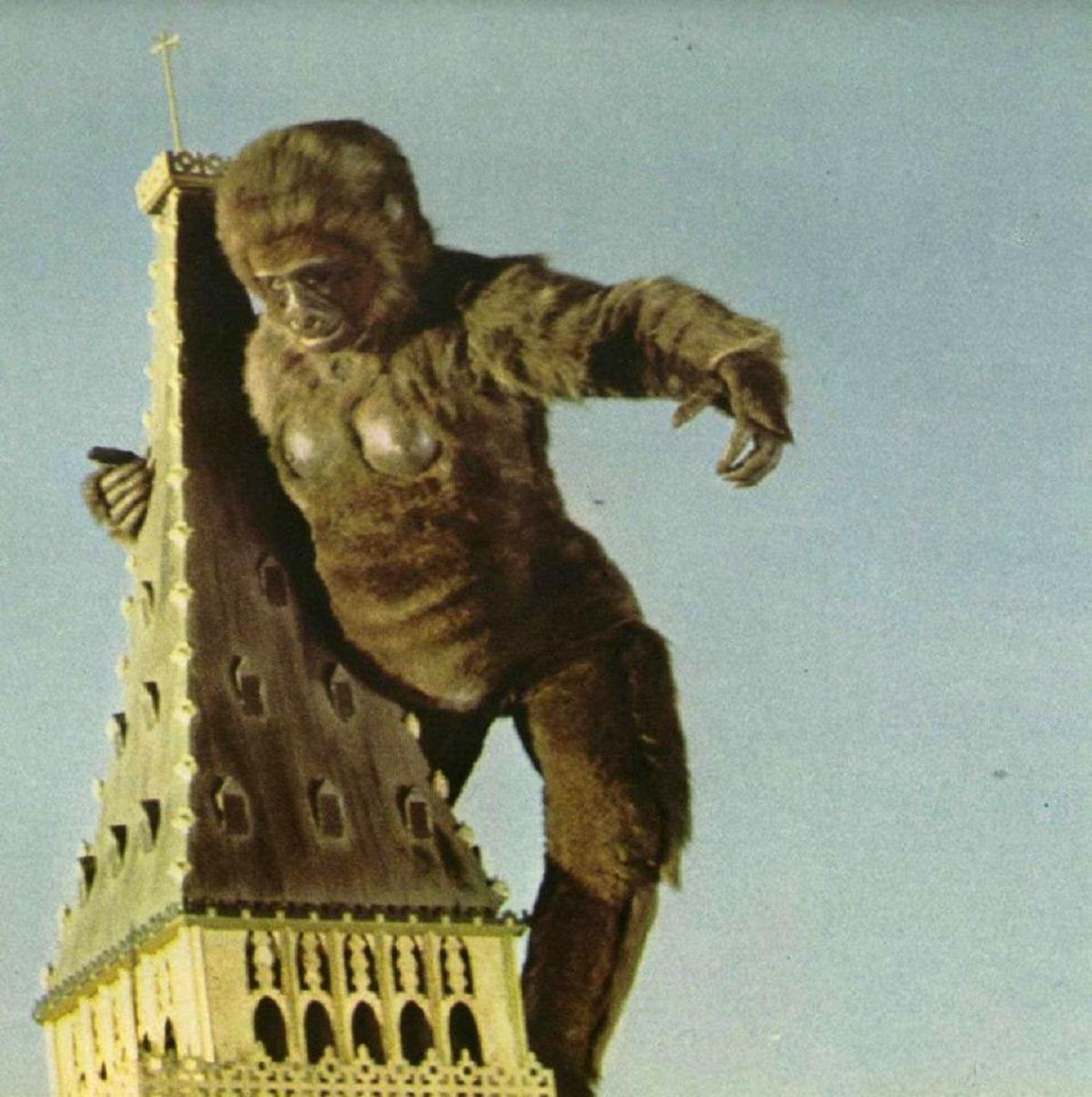 Queen Kong herself in Queen Kong (1976)