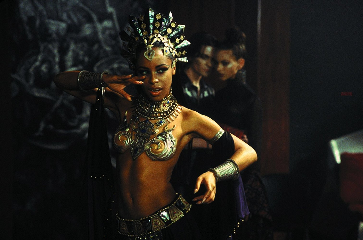Aaliyah as Akashah, Queen of the Damned (2002)
