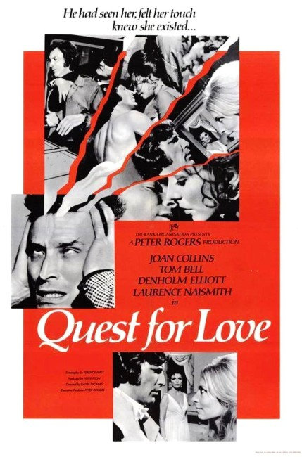 Quest for Love (1971) poster