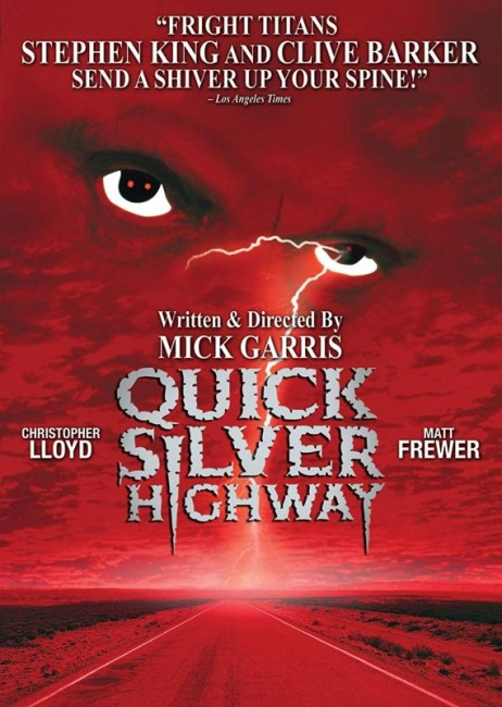 Quicksilver Highway (1997) poster