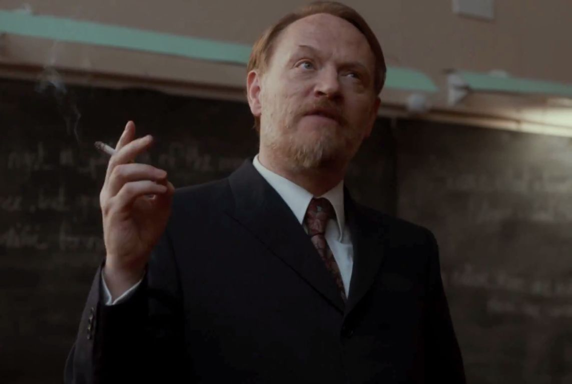 Jared Harris as parapsychological researcher Professor Joseph Coupland in The Quiet Ones (2014)