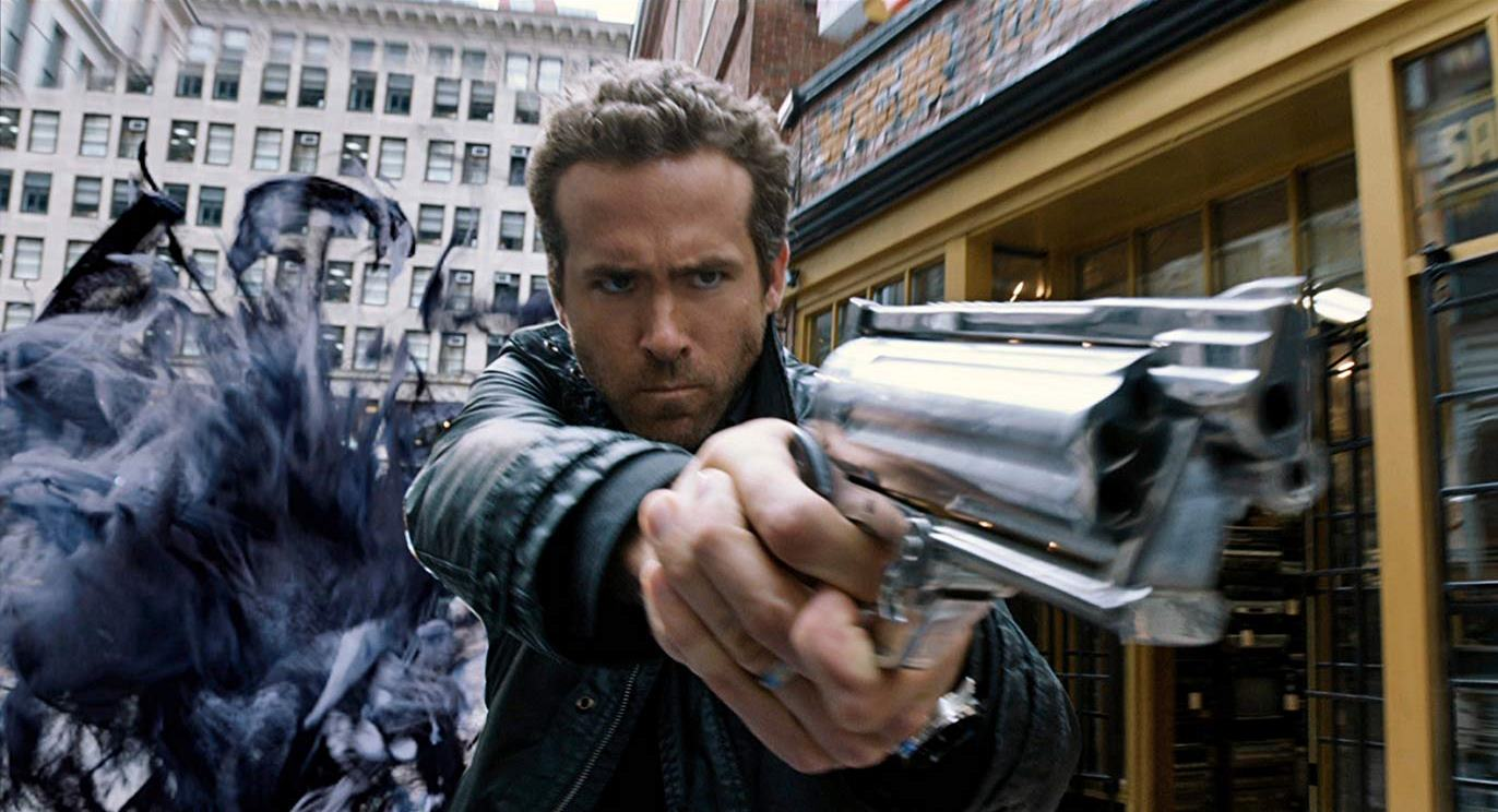 Ryan Reynolds battles a supernatural entity in R.I.P.D. (2013)