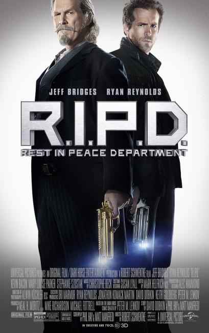 R.I.P.D. (2013) poster