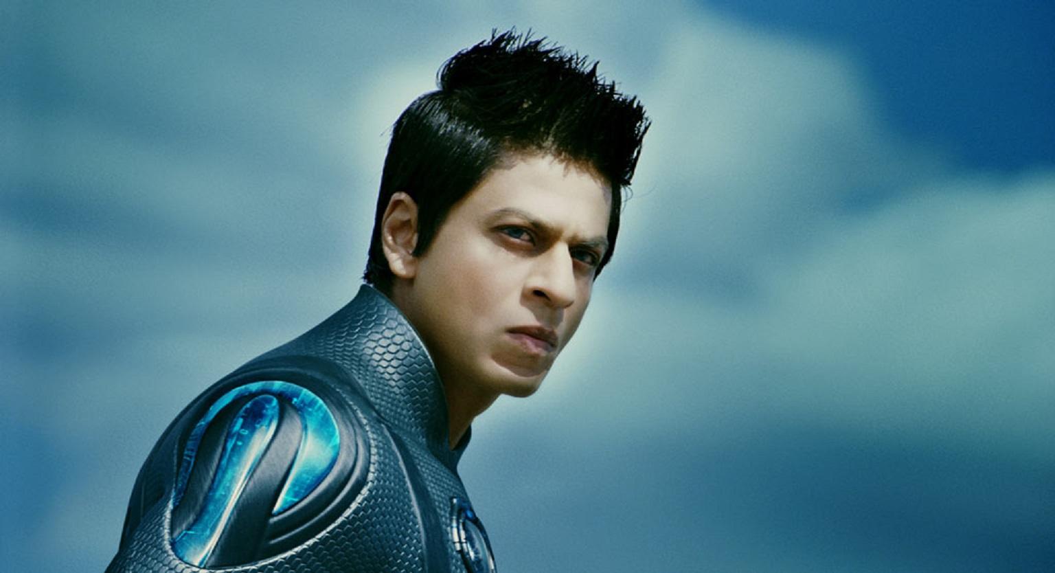 Shah Rukh Khan in Ra. One (2011)