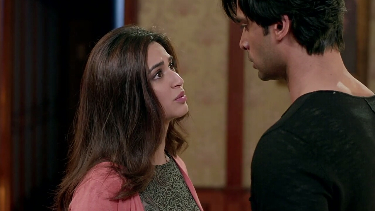 Kriti Kharbanda and Gaurav Arora in Raaz Reboot (2016)