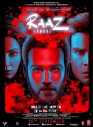 Raaz Reboot (2016) poster