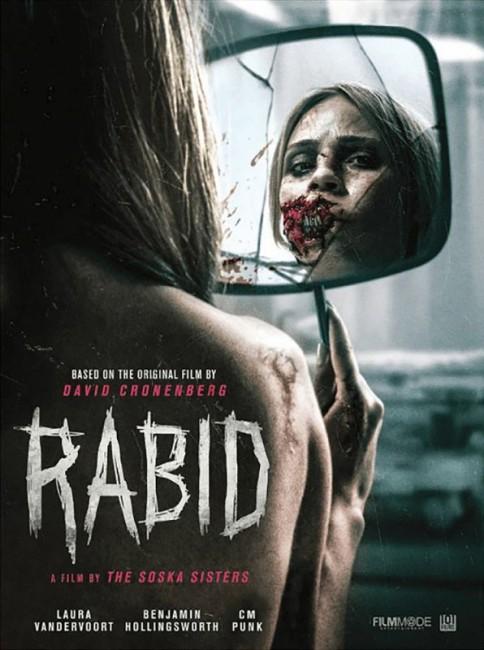 Rabid (2019) poster