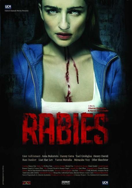 Rabies (2010) poster