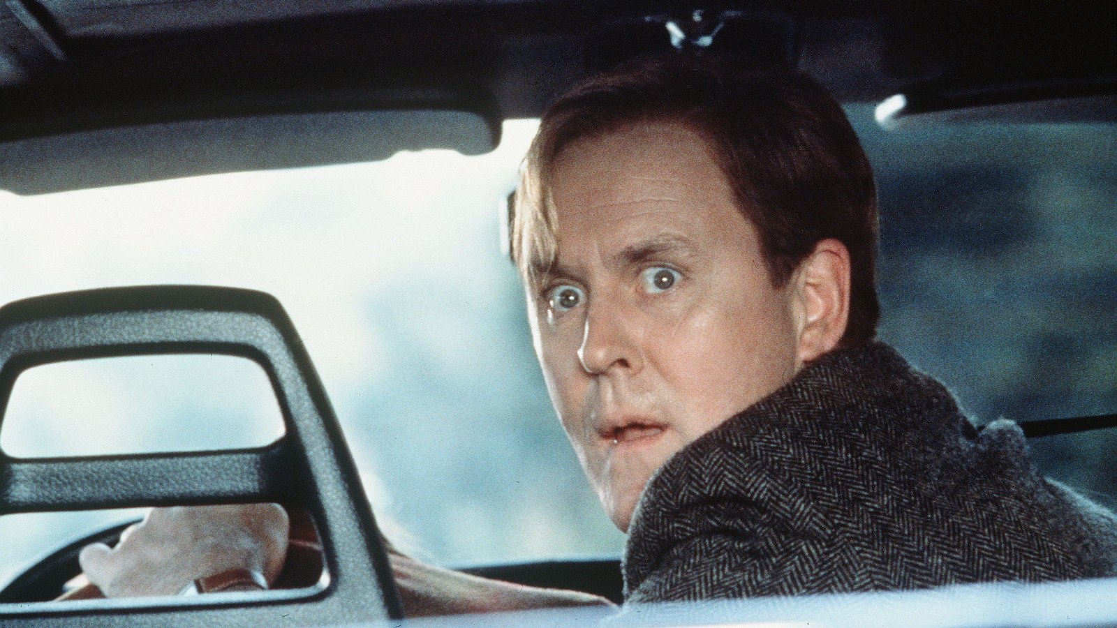 John Lithgow as split personalited psychologist Carter Nix in Raising Cain (1992)