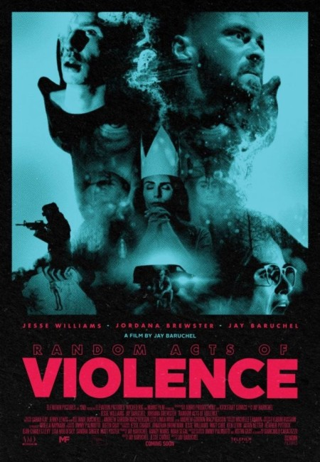 Random Acts of Violence (2019) poster