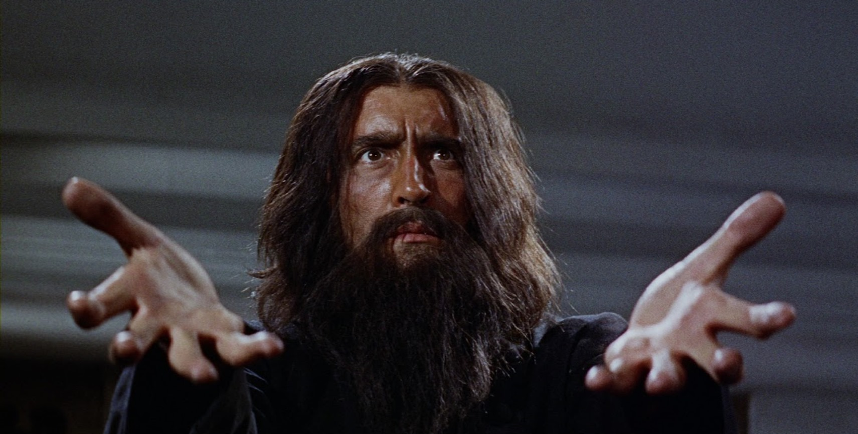 Christopher Lee as Rasputin the Mad Monk (1966)