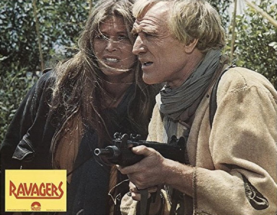 Ann Turkel, Richard Harris in Ravagers (1979)