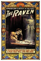 The Raven (1915) poster