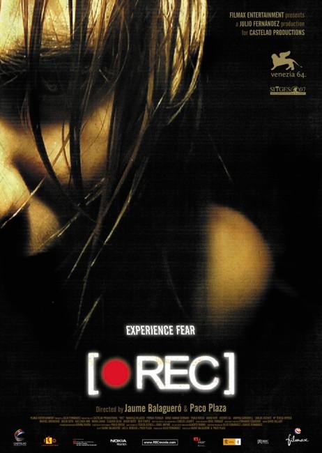[Rec] (2007) poster