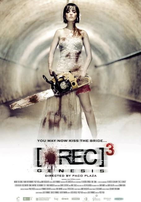 [Rec]3 Genesis (2012) poster