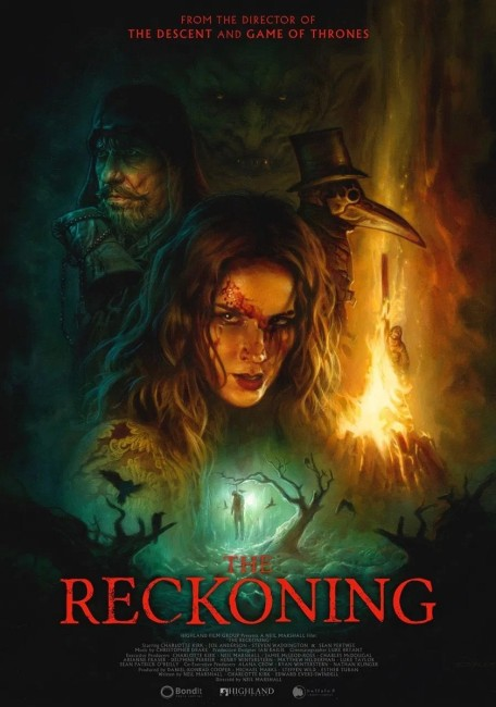 The Reckoning (2020) poster