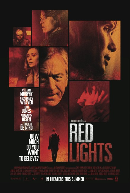Red Lights (2012) poster