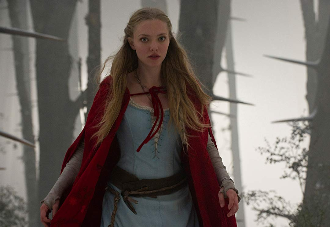 Amanda Seyfried as Red Riding Hood (2011)
