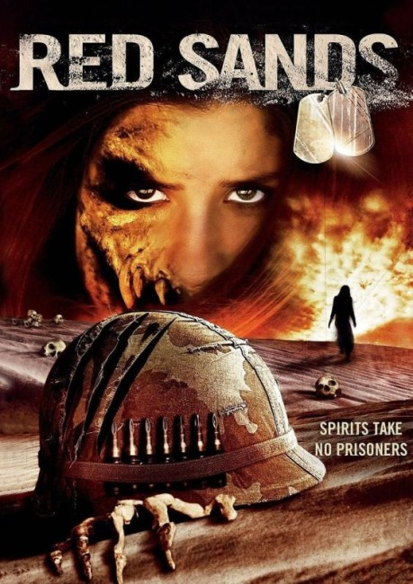 Red Sands (2009) poster