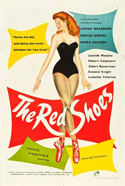 The Red Shoes (1948) poster