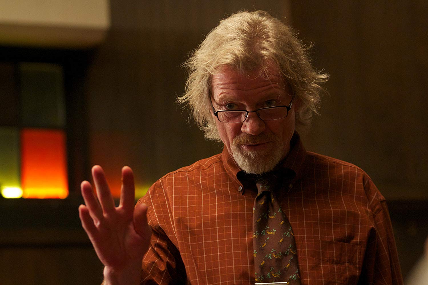 Michael Parks as Abin Cooper in Red State (2011)