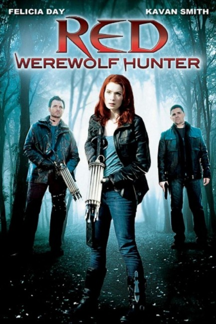 Red Werewolf Hunter (2010) poster