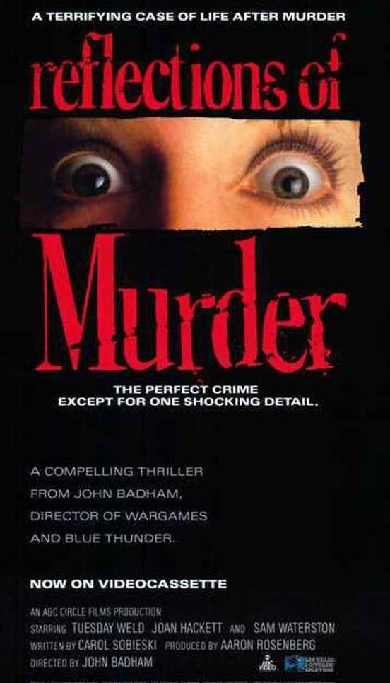 Reflections of Murder (1974) poster