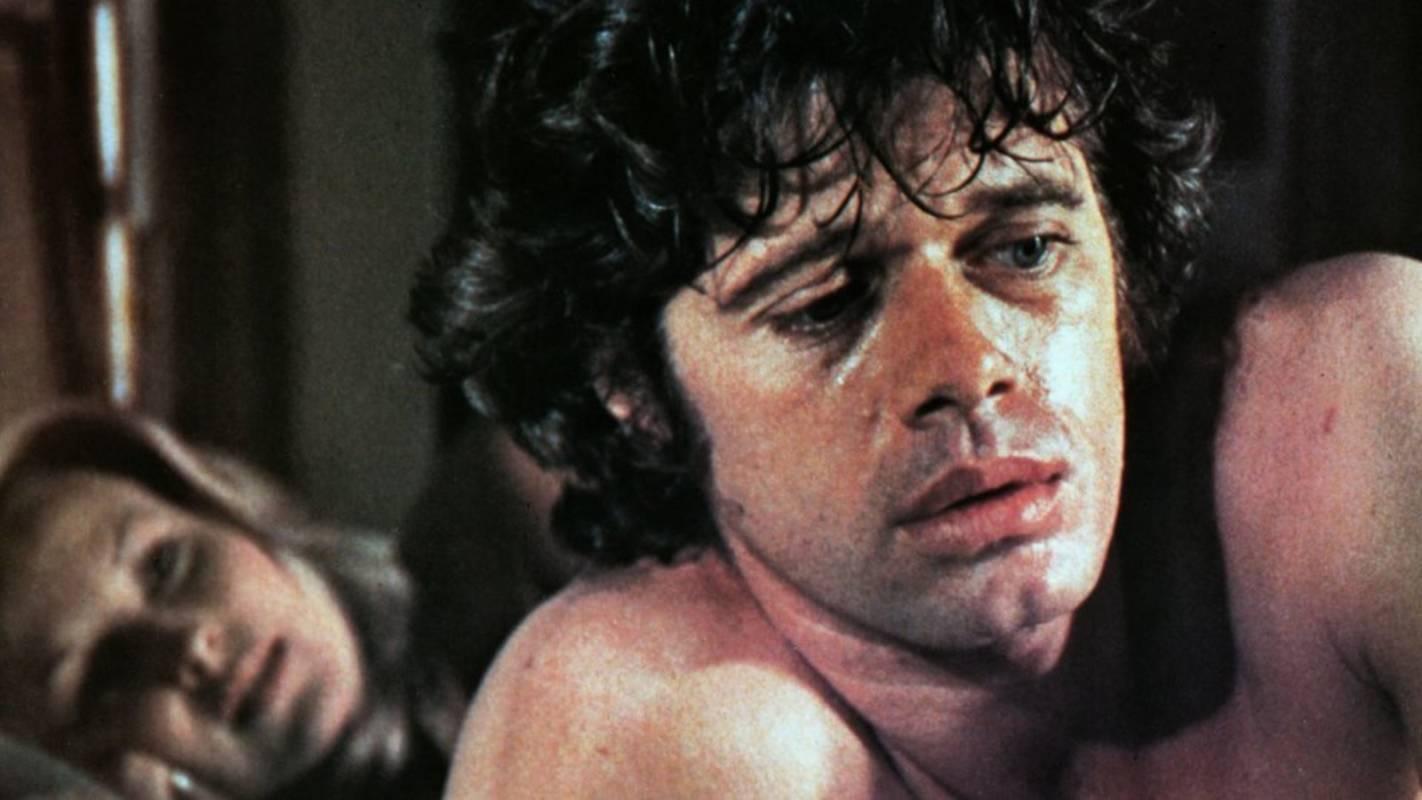 Michael Sarrazin and Jennifer O'Neill in The Reincarnation of Peter Proud (1975)
