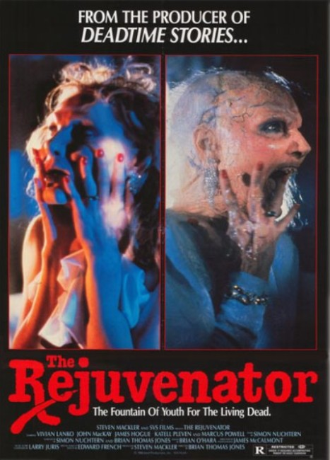 The Rejuvenator (1988) poster