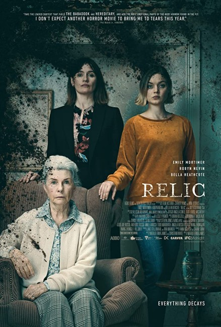 Relic (2020) poster