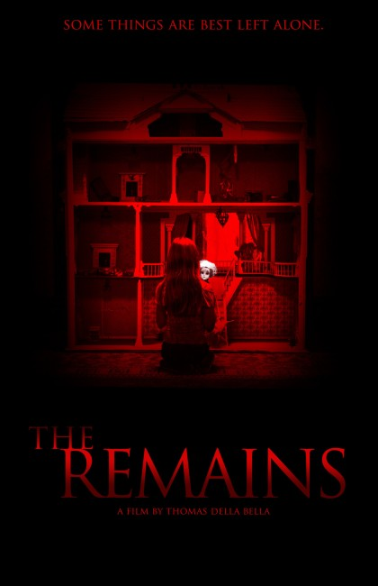 The Remains (2016) poster