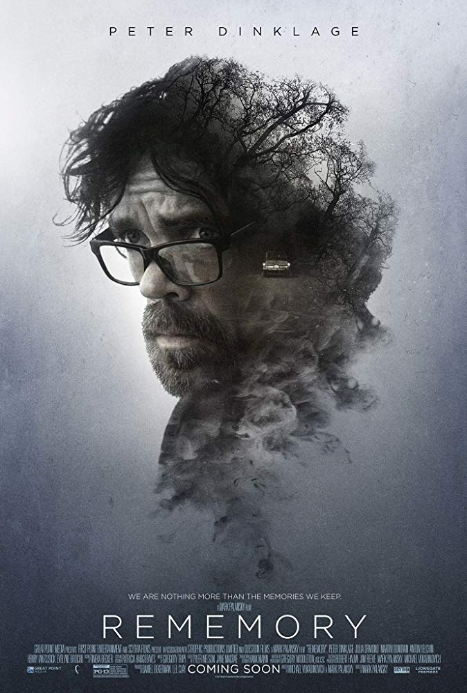 Rememory (2017) poster 1