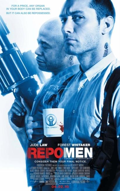 Repo Men (2010) poster