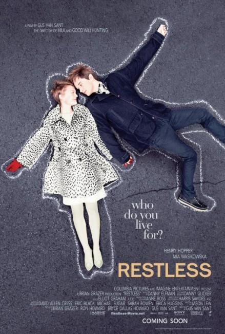 Restless (2011) poster