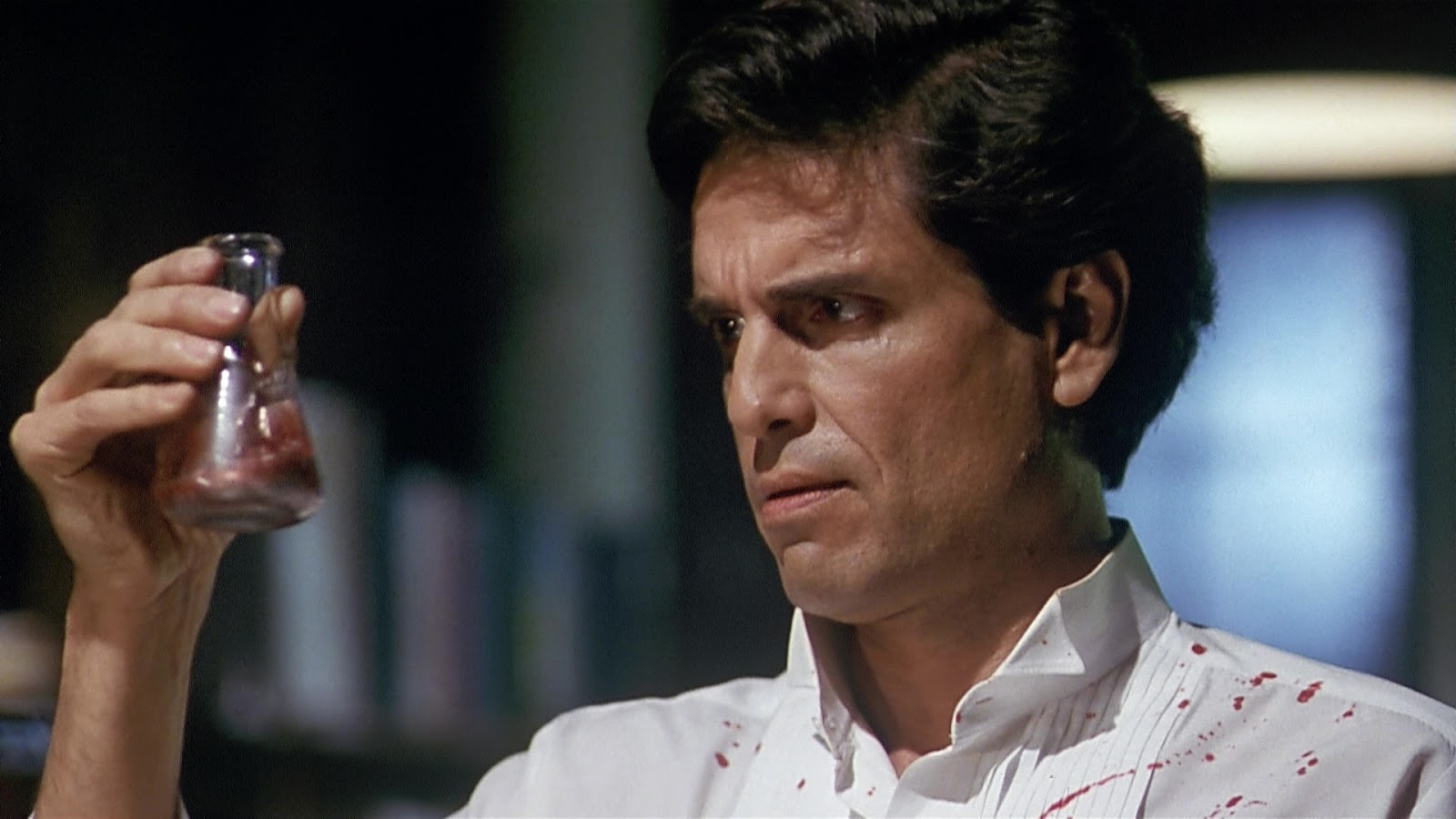 Chris Sarandon as Charles Dexter Ward in The Resurrected (1992)