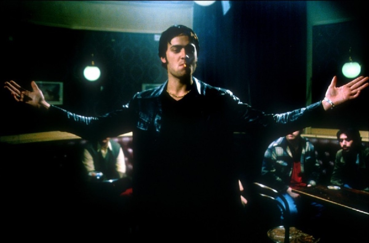 Stuart Townsend as gang leader Victor Kelly in Resurrection Man (1998)