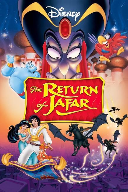 The Return of Jafar (1994) poster