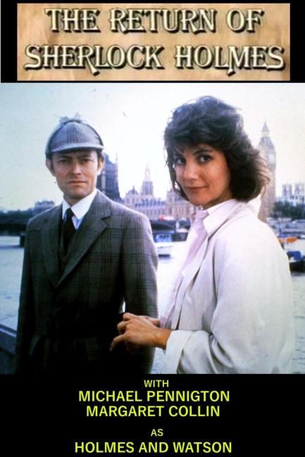 The Return of Sherlock Holmes (1987) poster