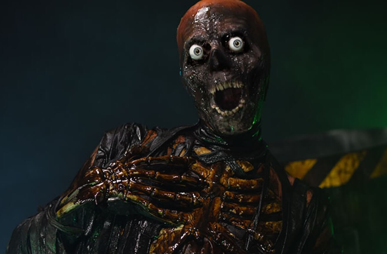 The Tar Man in Return of the Living Dead (1985)
