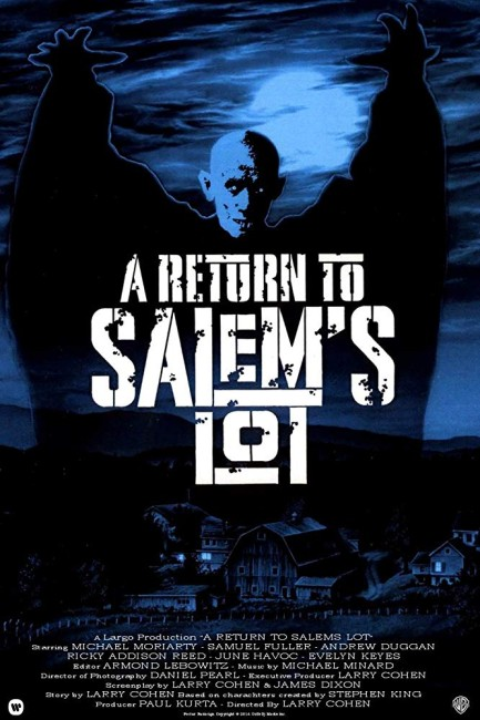 A Return to Salem's Lot (1987) poster