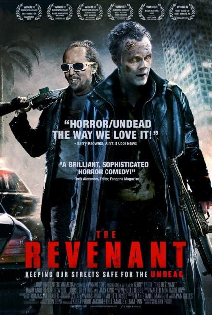 The Revenant (2009) poster