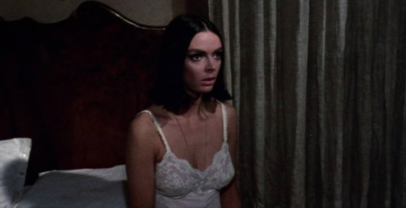 Barbara Steele in Revenge of the Blood Beast/The She Beast (1965)