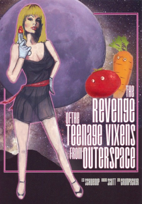 Revenge of the Teenage Vixens from Outer Space (1986) poster