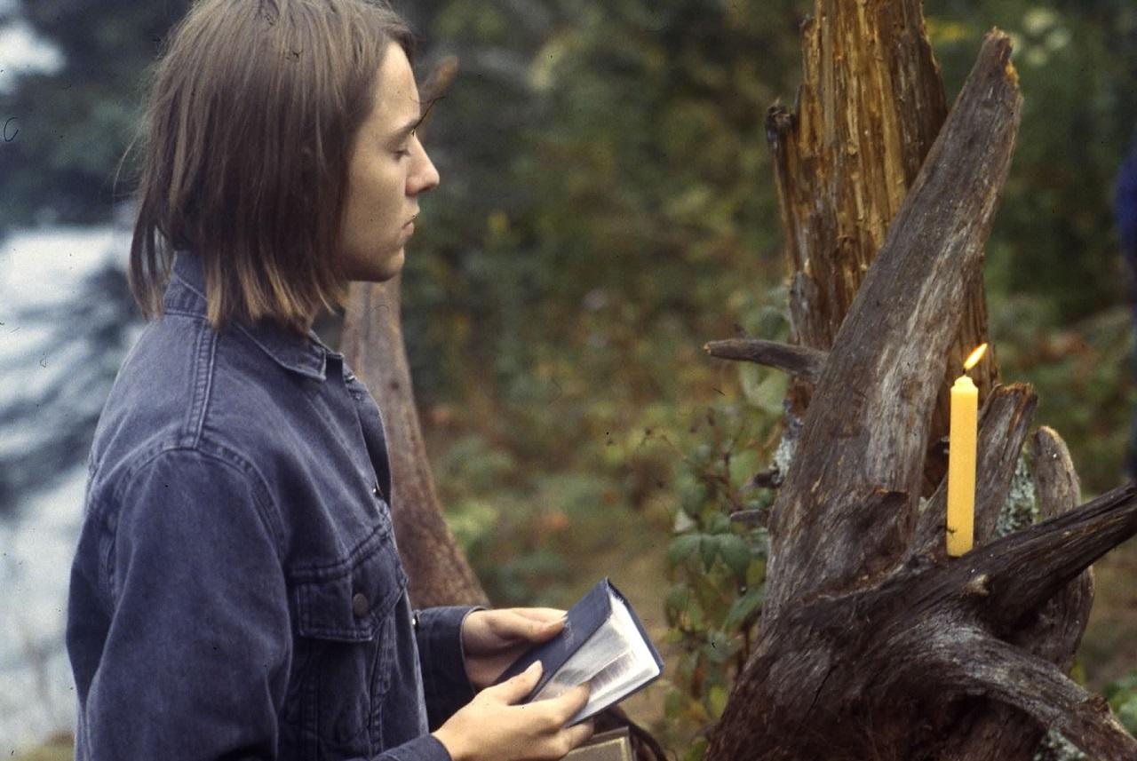 Vincent Kartheiser as teenage Satanist Ricky Cowen in Ricky 6 (2000)
