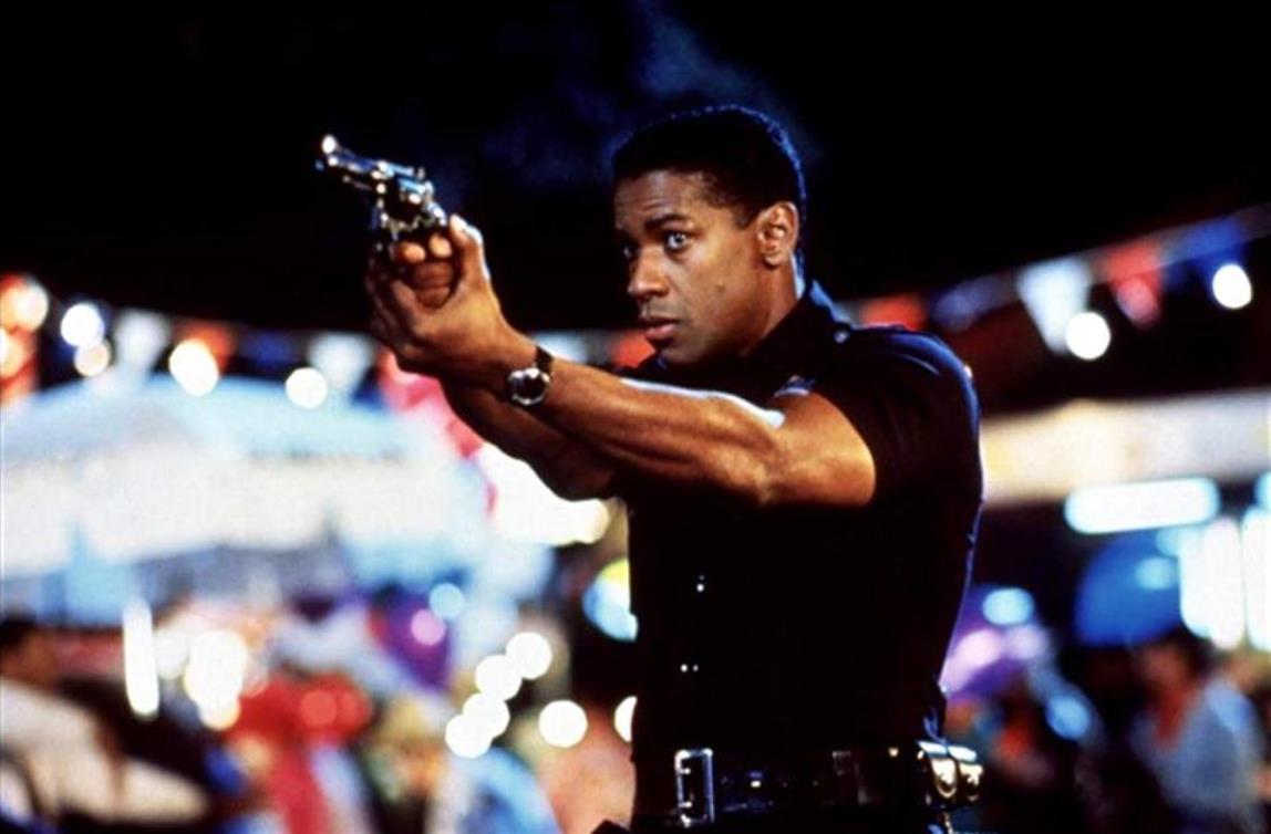 Denzel Washington in Ricochet (1991)