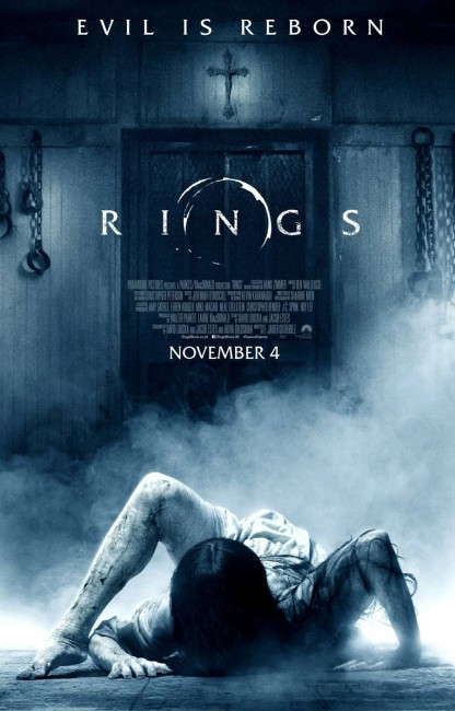 Rings (2017) poster