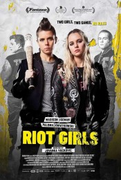 Riot Girls (2018) poster
